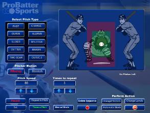 ProBatter Pitching
